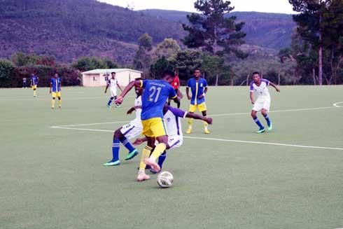 Football : Disciples inflige un camouflet au Fortior !