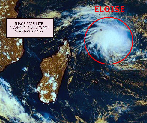Forte tempête tropicale Eloise : Impact à Analanjirofo mercredi