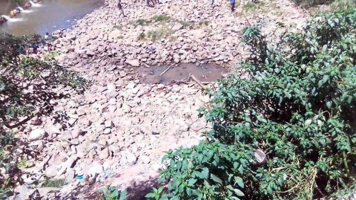 Changement climatique :Ikopa et Sisaony s'assèchent dangereusement