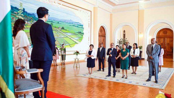 Plan Emergence Madagascar :Andry Rajoelina appelle à la contribution de toutes les Institutions