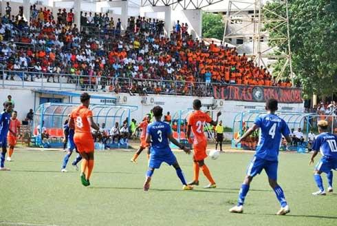 Football- Orange Pro League : Une première journée sans problème !