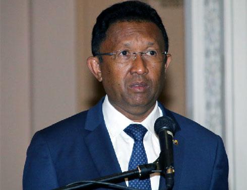 Hery Rajaonarimampianina : La situation est « explosive »