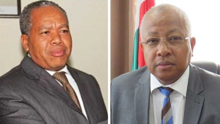 Roland Ratsiraka et Hajo Andrianainarivelo :Rapprochement entre deux chefs de parti