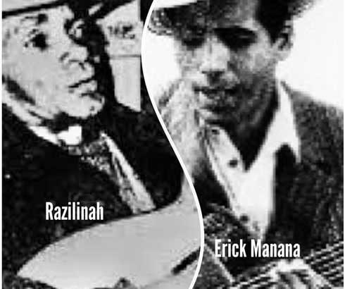 Live en ligne : Erick Manana rechante Razilinah