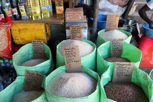 Riz local : Le prix du kilo dépasse les 3 000 Ar