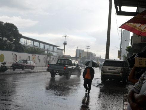 Région Melaky : Atterrissage probable d'une dépression tropicale ce jour