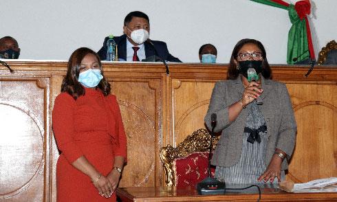 Parlement : Les magistrats raflent les 4 sièges à la HCC