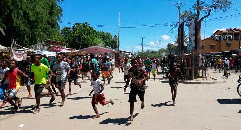Pillage à Tuléar : 4 blessés et une trentaine de personnes arrêtées