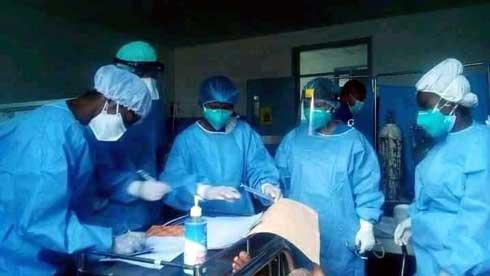 Covid-19 : Recrutement massif de médecins et de paramédicaux