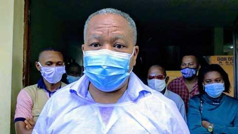 "Roland Ratsiraka  : « A quand le vaccin?"""