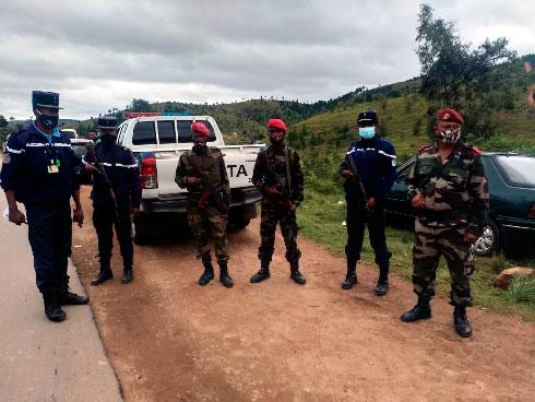 Fermeture des régions : Les postes-frontières remis en question