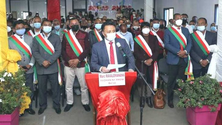 Opposition : Le leadership de Ravalo contesté