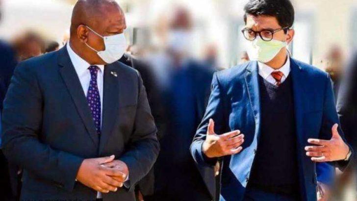 Andry Rajoelina à Abidjan : Le Premier ministre «garde la maison»