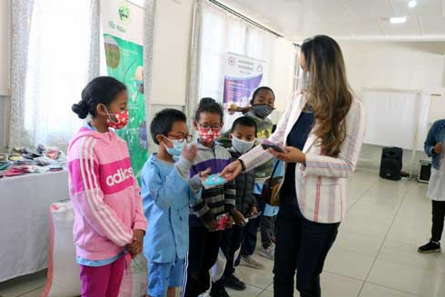 « Ho Maitso ny Tontolo »  : Renforcement du partenariat avec le centre AKAMA