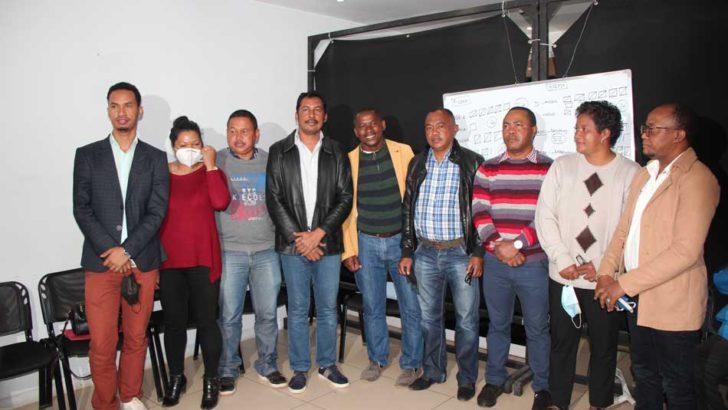 Presse Sportive :Les membres de bureau exécutif de l'UJSM élus