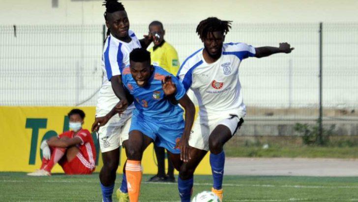 Football-Coupe de la CAF :CFFA et Kabwe Warriors se neutralisent