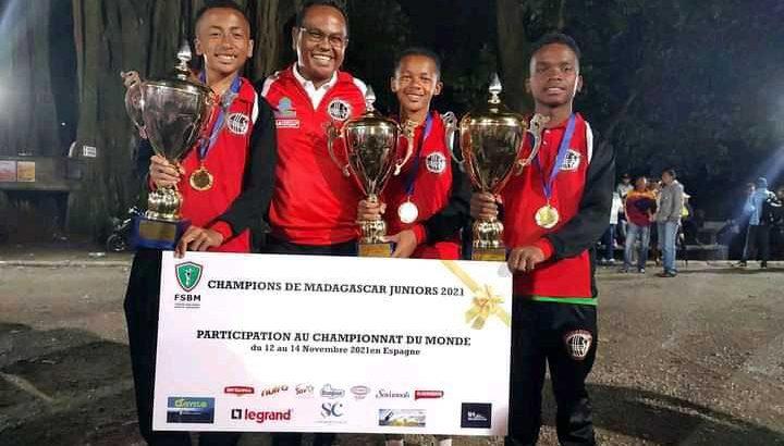 Pétanque- Championnats de Madagascar :Toamasina et Ampitatafika à l'honneur