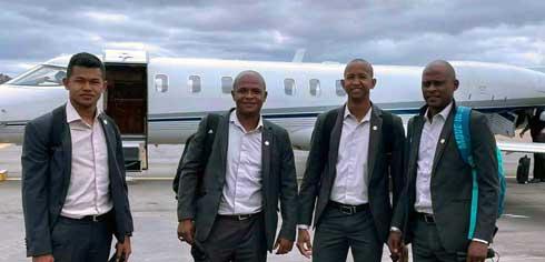 Football : Quatre arbitres malgaches en Afrique du Sud