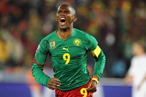 Football : Samuel Eto'o attendu ce jour