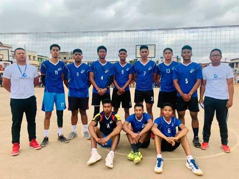 Volley-ball – Sommets nationaux : Des demi-finales explosives au programme !