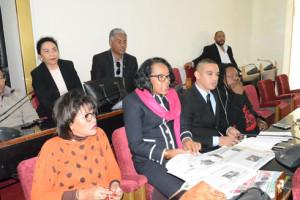 Les députés MAPAR prévoient de porter plainte contre les commanditaires de cet acte. Photo : (Nary Ravonjy)