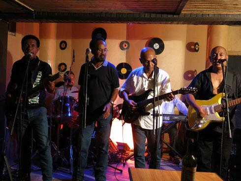 ROCK: Iraimbilanja en cabaret ce samedi après-midi.