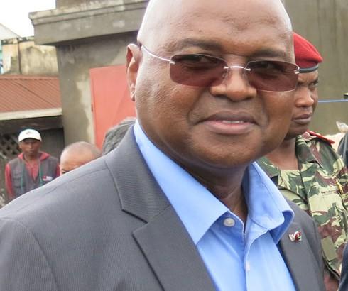 Jean Ravelonarivo: Le PM dans son fief de Farafangana