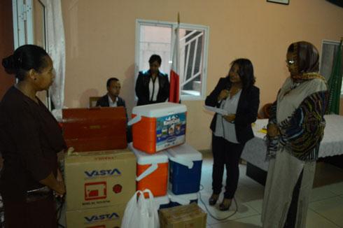 UA – MPPSPF: Viser l'autonomisation des femmes d'Andranofeno-Sud